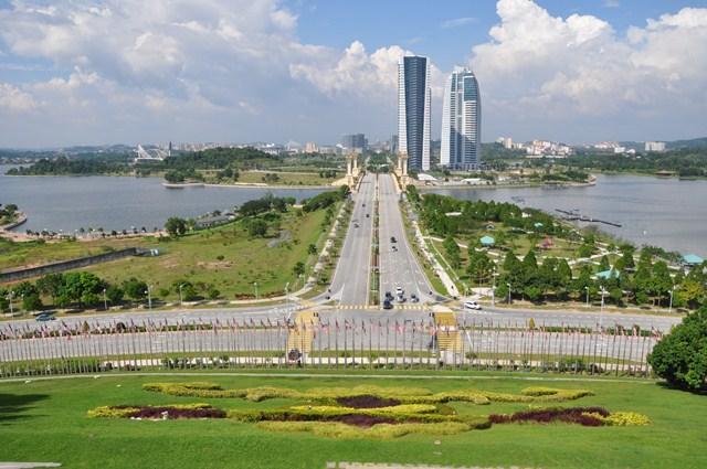 Kawasan Putrajaya Malaysia