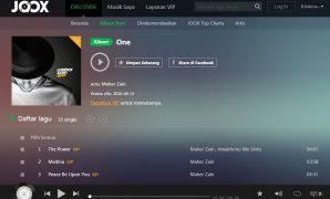 joox.com Deretan Lagu Barat Terbaru yang Merajai Chart